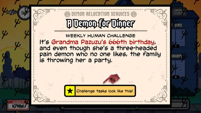 The Jackbox Party Pack 7 The Devil and the Details mission