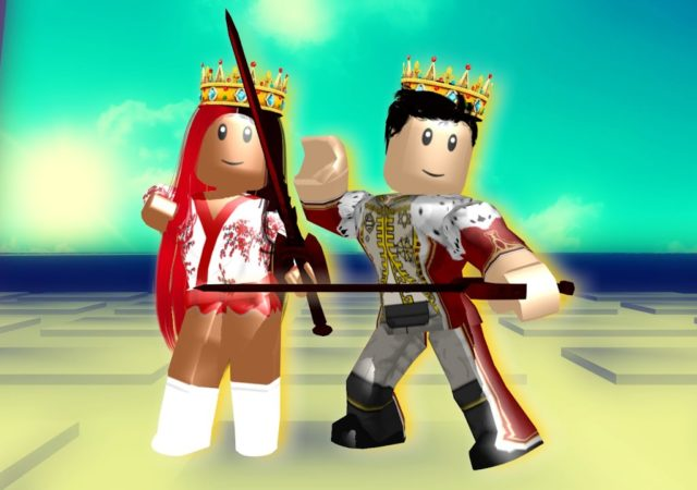 Roblox Personnages