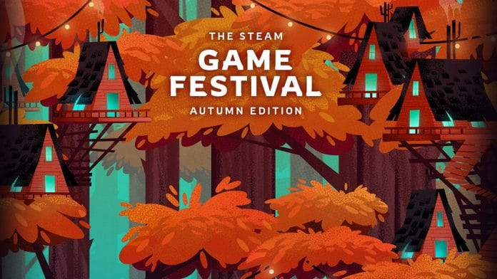 Steam Game Festival Automne