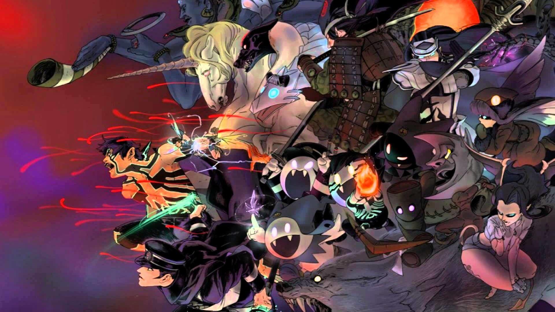 Atlus - Shin Megami Tensei Nocturne