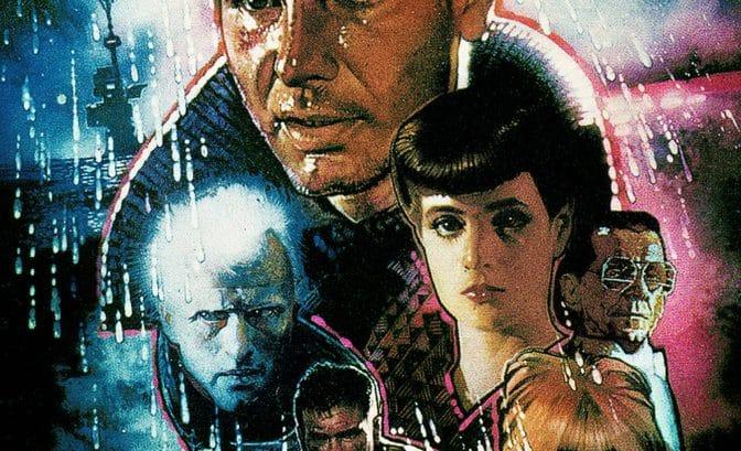Blade Runner influence Cyberpunk 2077