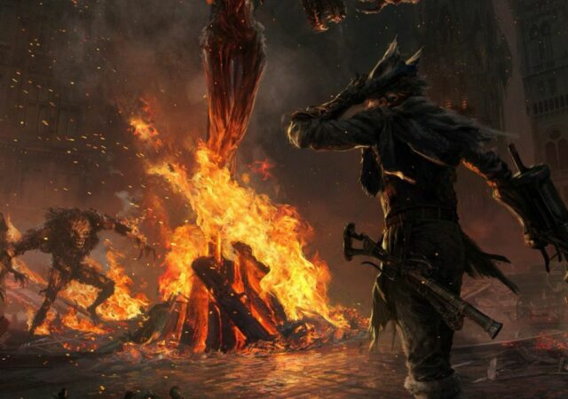 Bloodborne - Cursed Book of Madness
