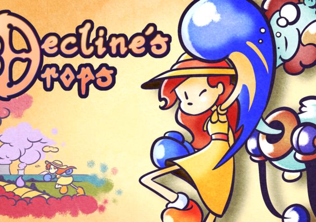 Decline's Drops - Artwork