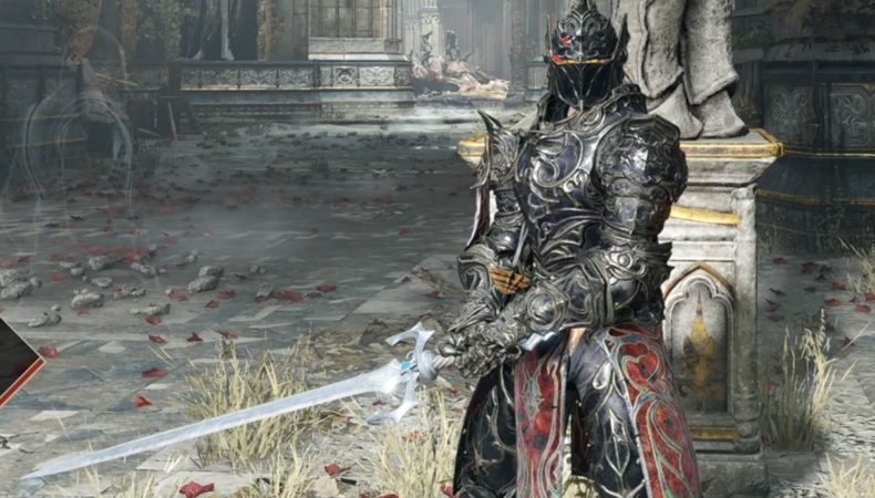 Demon's Souls Remake - L'armure du Transperceur
