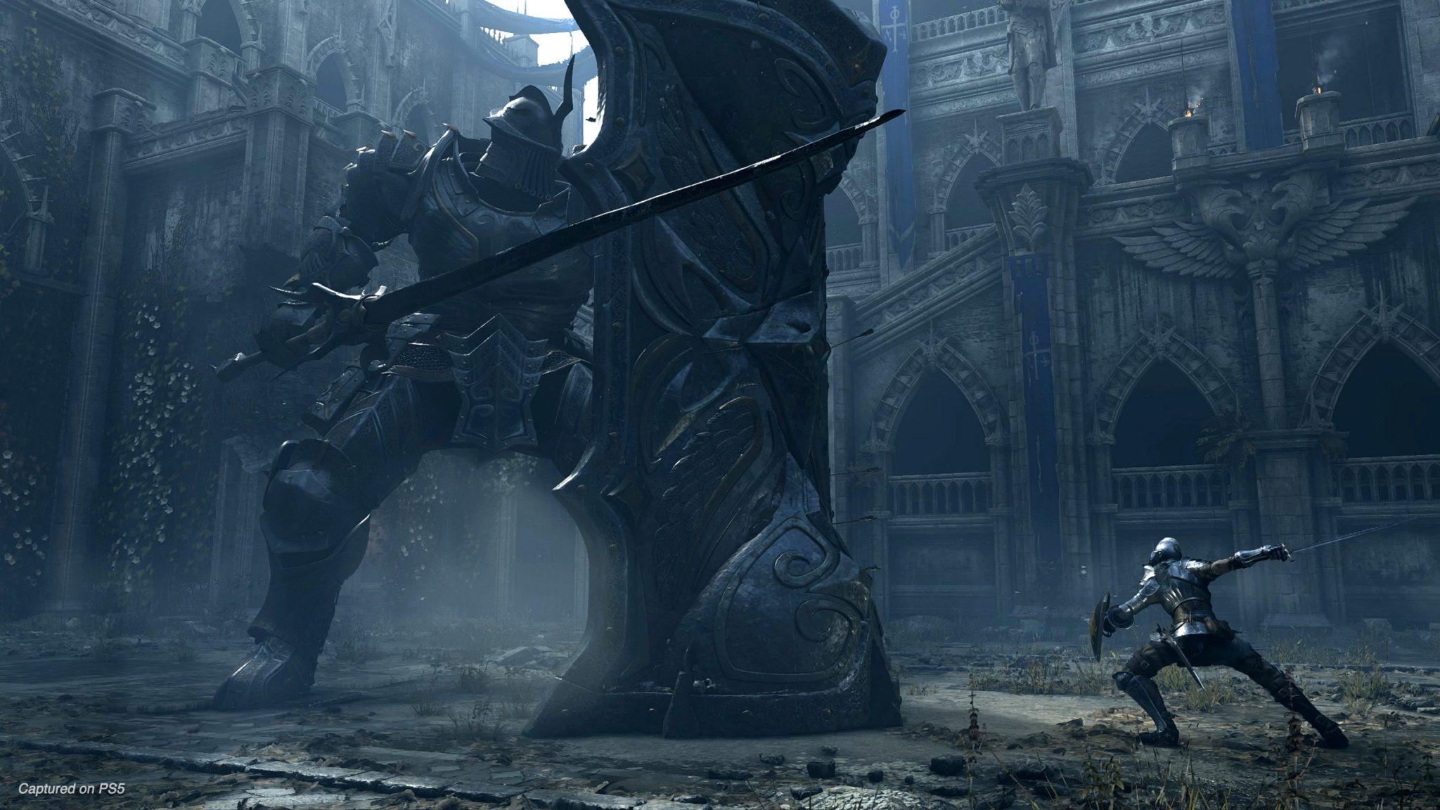 Demon's Souls - développé par Bluepoint