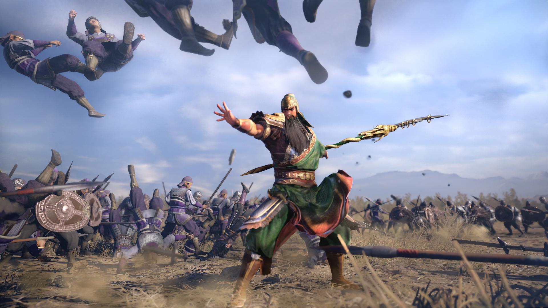 Dynasty Warriors - la saga qui a démocratisé le genre musô des jeux vidéo