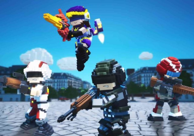 Earth Defense Force: World Brothers - Frères et soeurs