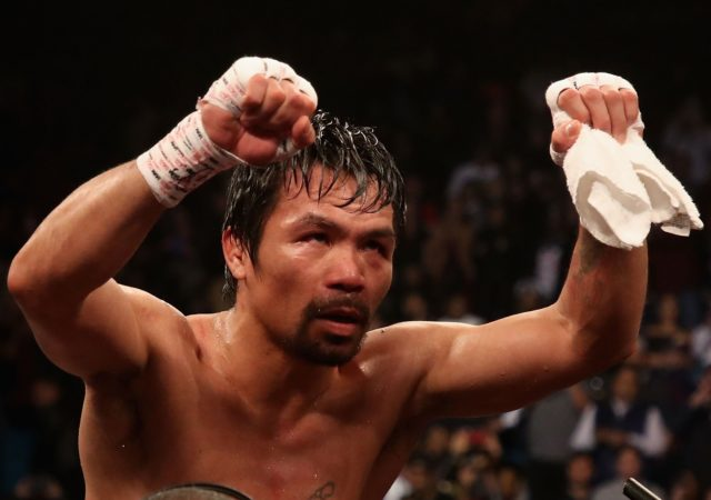 Fighting Pride: The Manny Pacquiao Saga fin de carrière