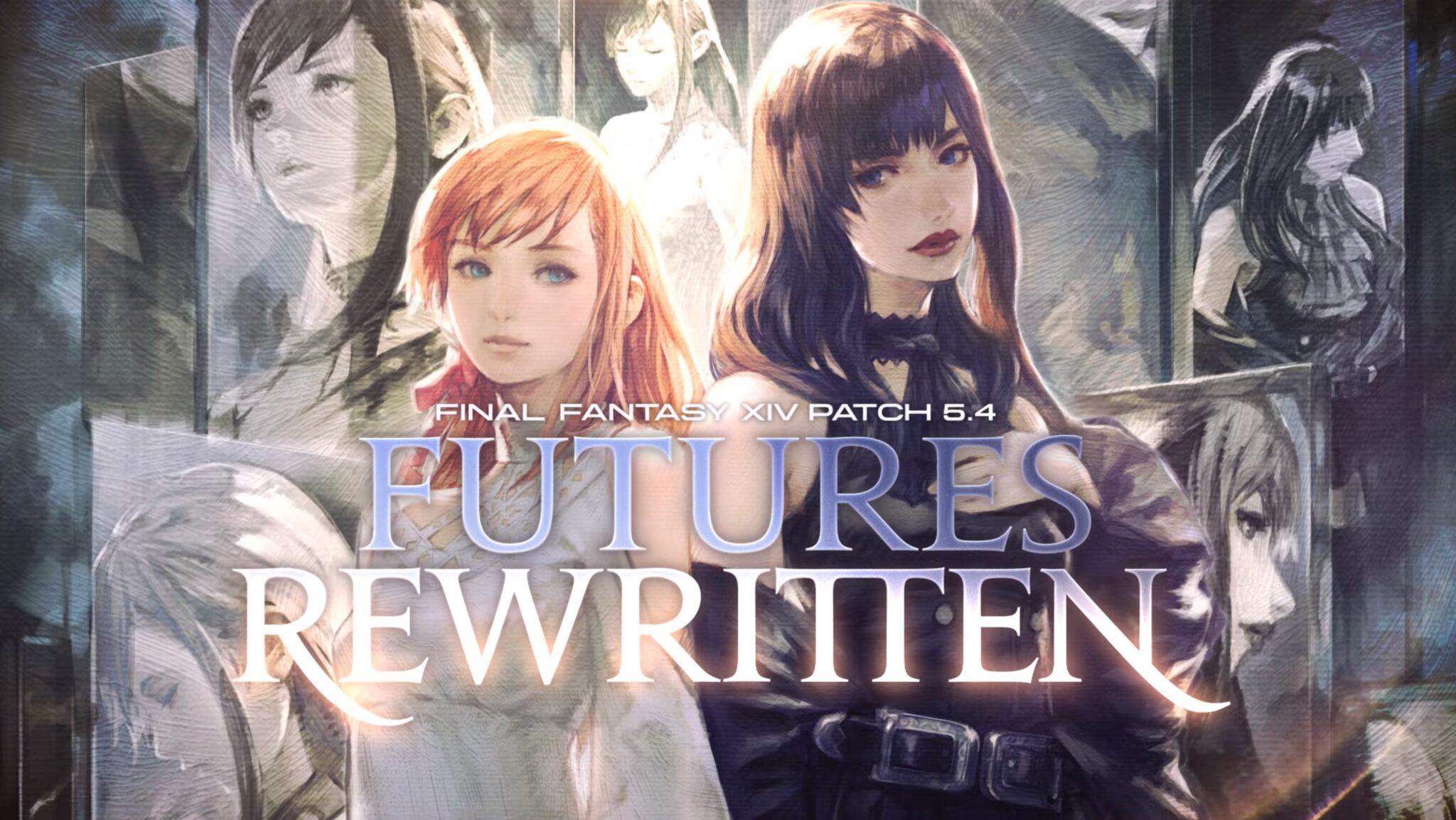 Final Fantasy XIV mise à jour 5.4 Ryne et Gaia