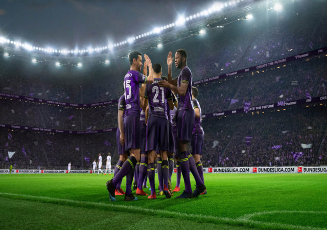 Football Manager 2021 une