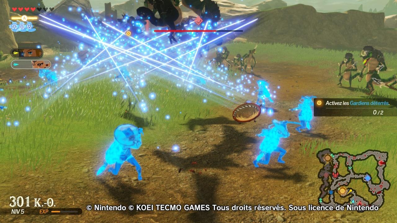 Preview Hyrule Warriors L Ere Du Fleau Un Air De Fleau Pour Zelda