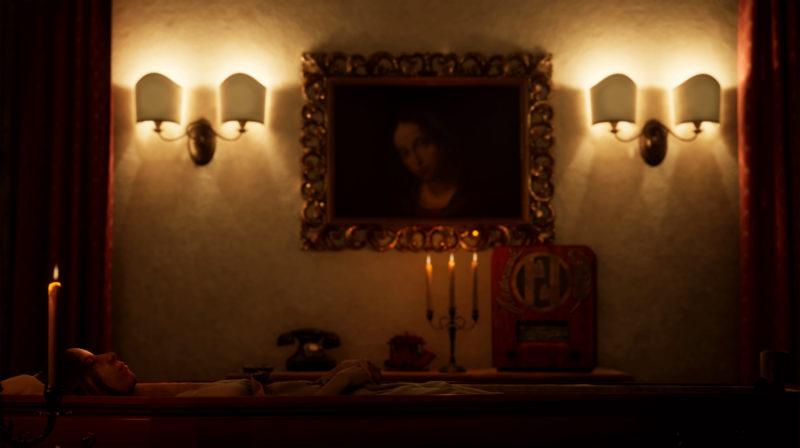 Martha is Dead tableau