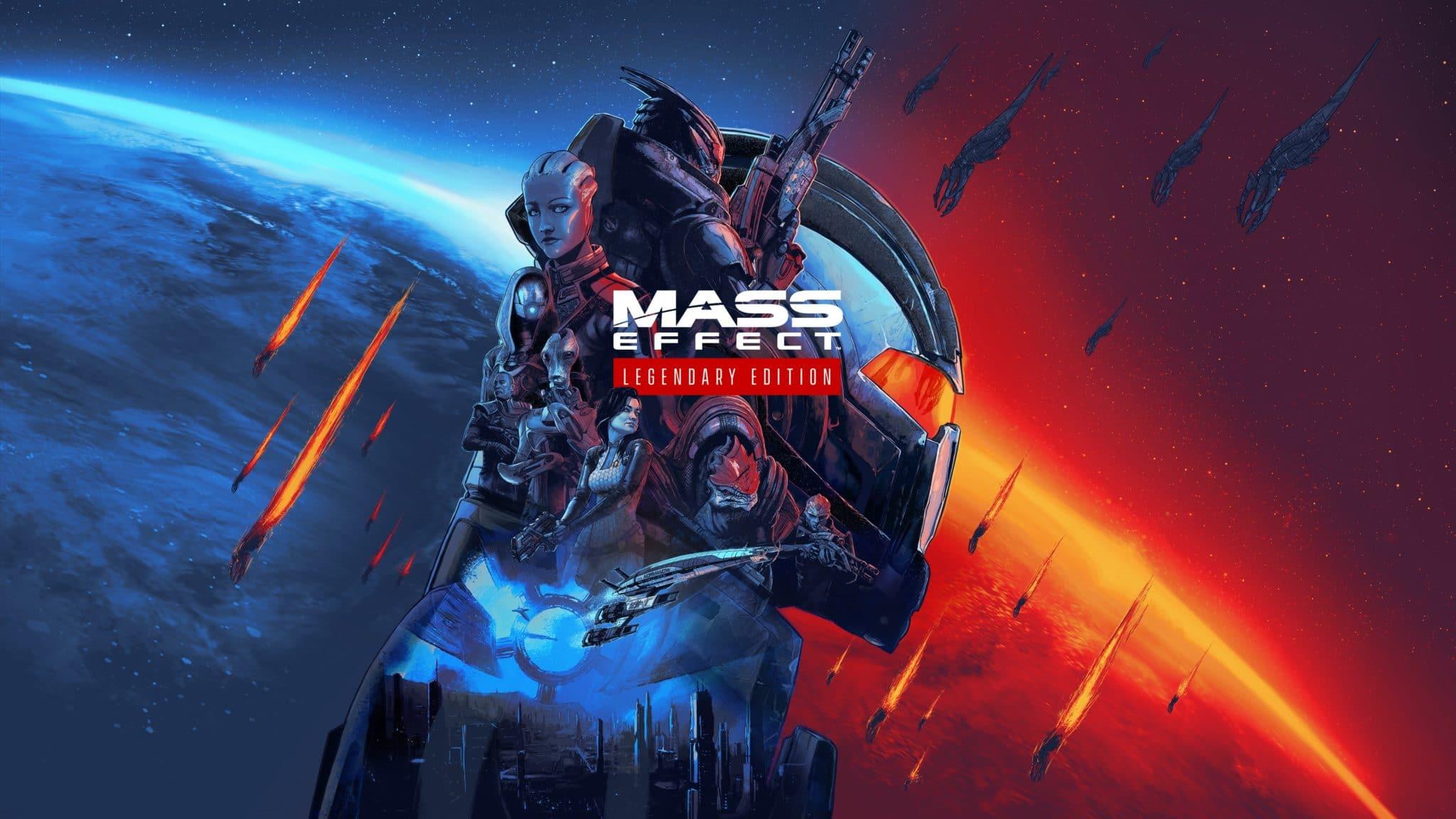 Mass Effect Édition Légendaire - artwork logo