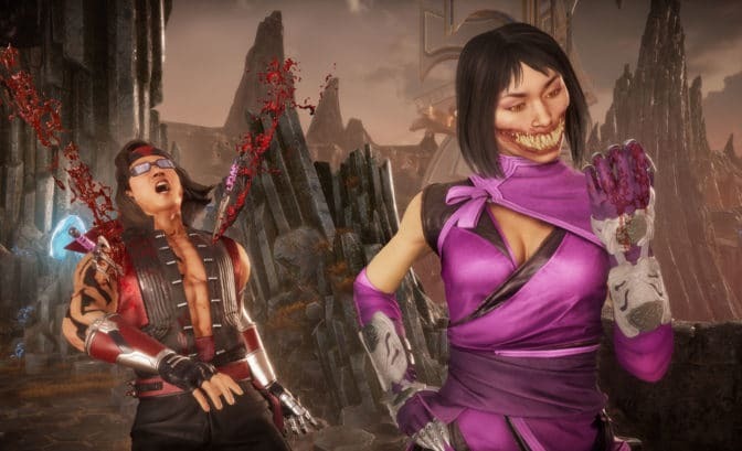 Mortal Kombat 11 Ultimate - Mileena