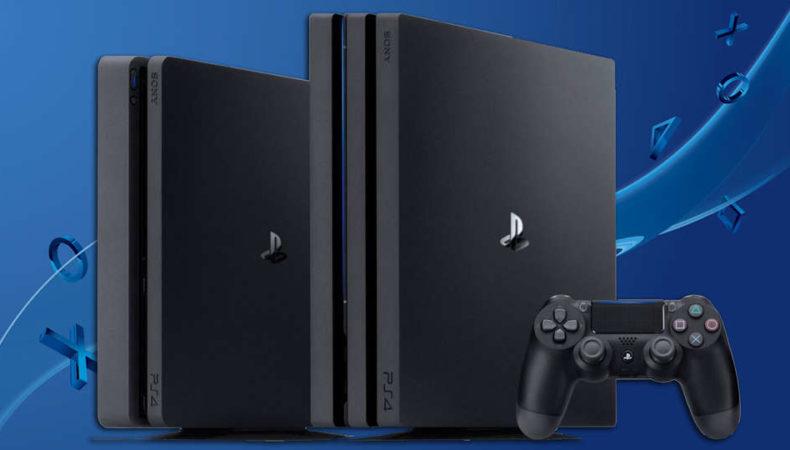 PS4 pro demi - next-gen