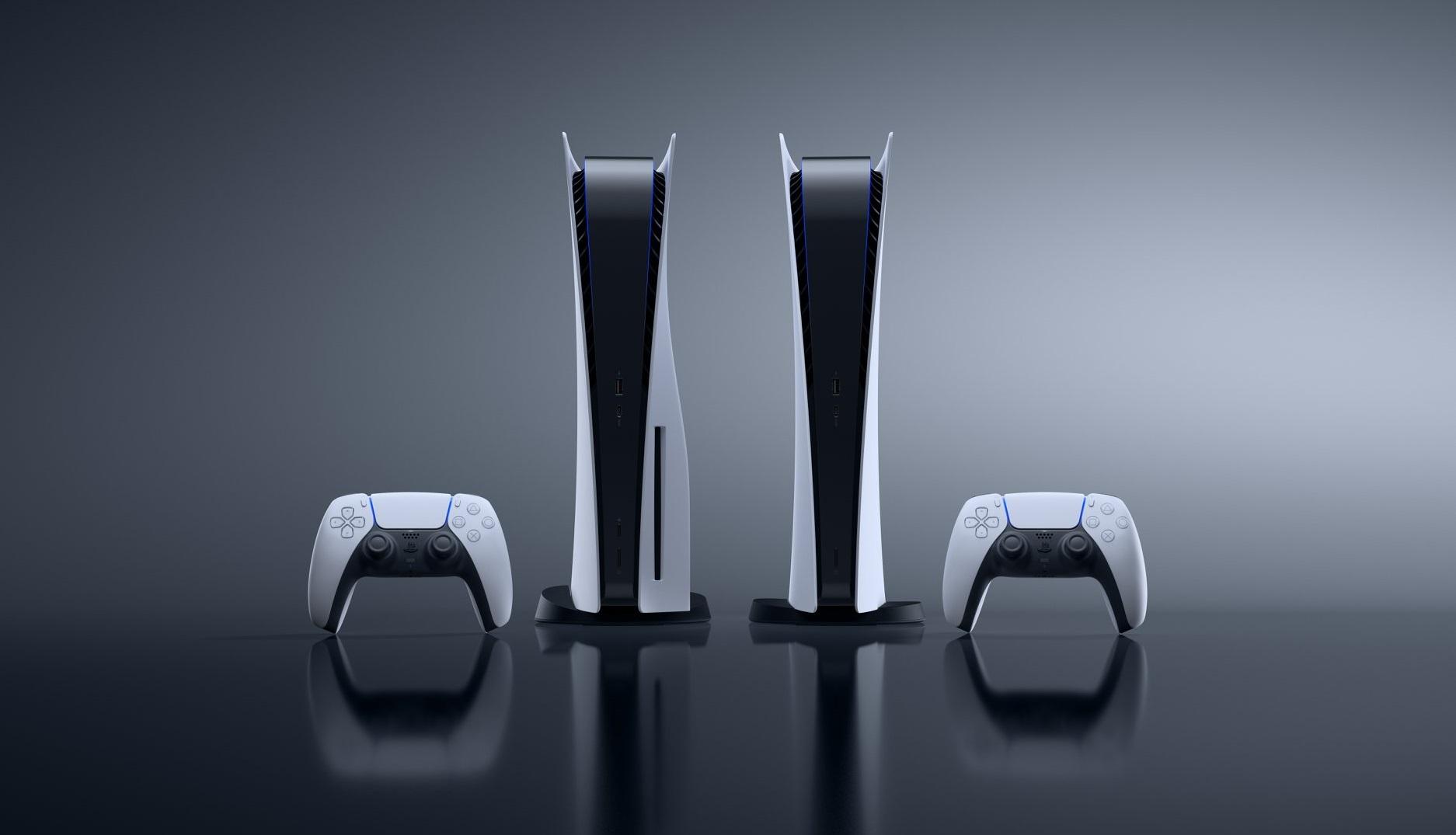PlayStation 5 modèles - standard et démat'