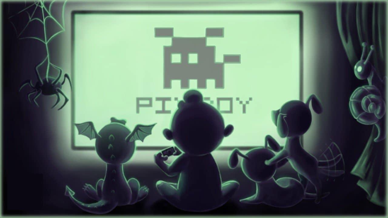 Pixboy présentation