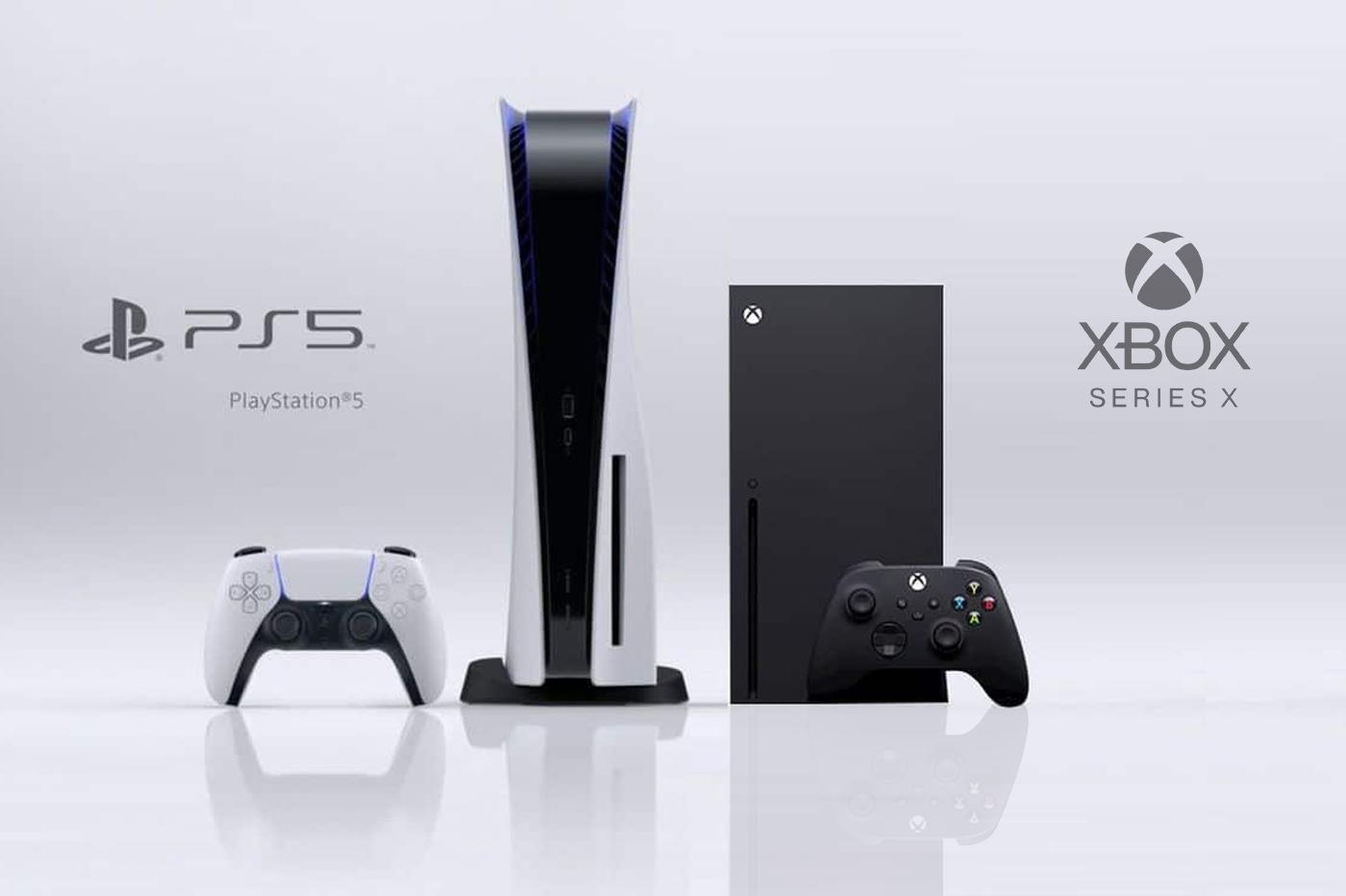 Lancement des consoles PlayStation 5 Xbox Series X