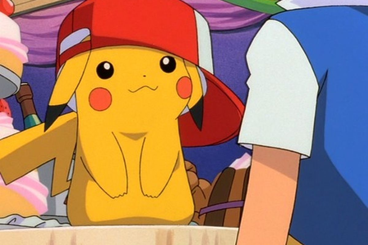 Pokémon Épée et Bouclier - Pikachu à casquette