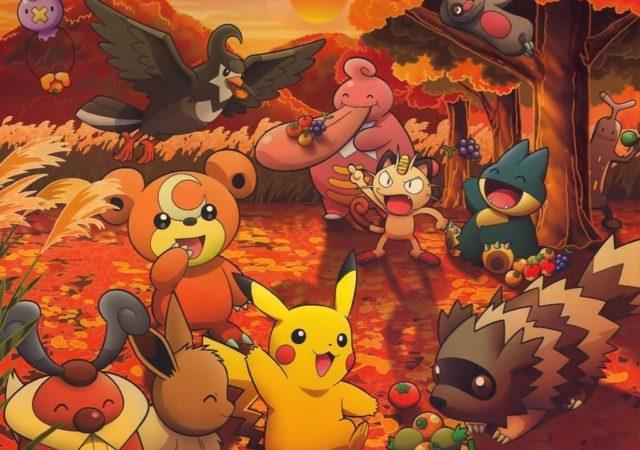 Pokémon GO - Automne