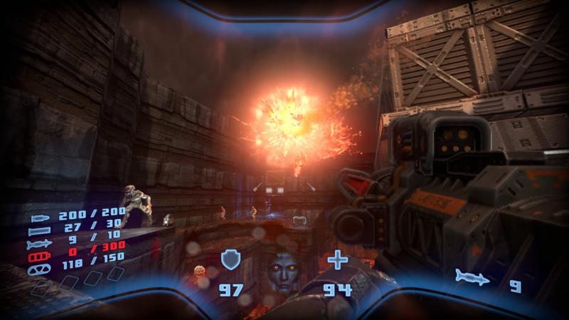 Prodeus explosion