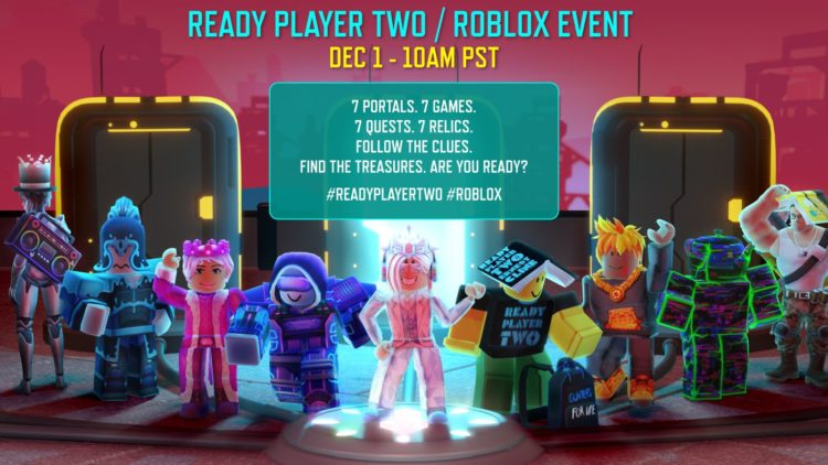 ready Player Two Roblox détails
