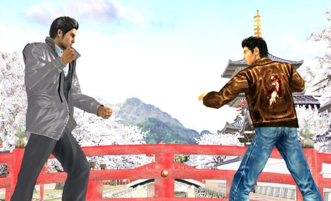 Nagoshi shenmue Yakuza