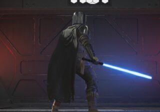 Star Wars Jedi: Fallen Order- The Mandalorian
