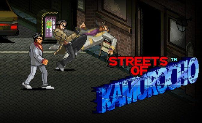 Streets of Kamurocho - Yakuza of Rage