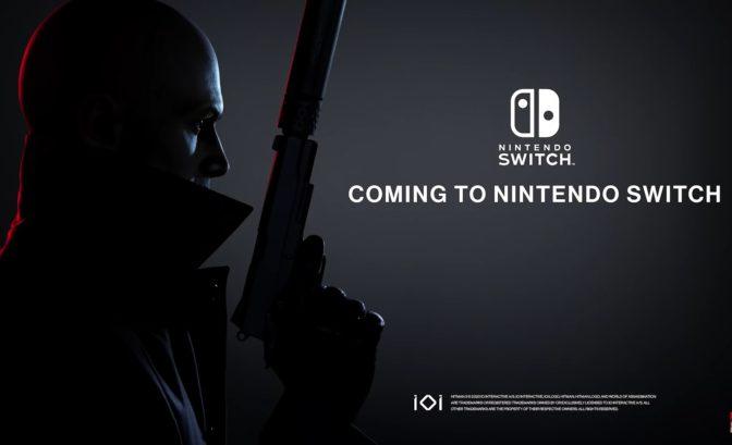 Switch - Poster Hitman 3