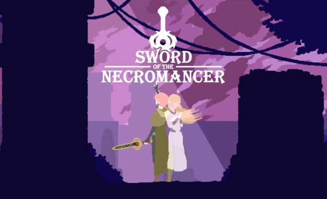 Sword of the Necromancer - Tama et Koko