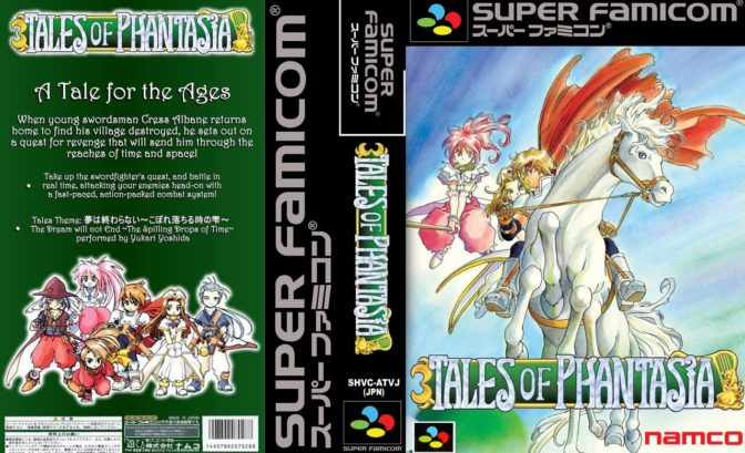 Tales of - Tales of Phantasia
