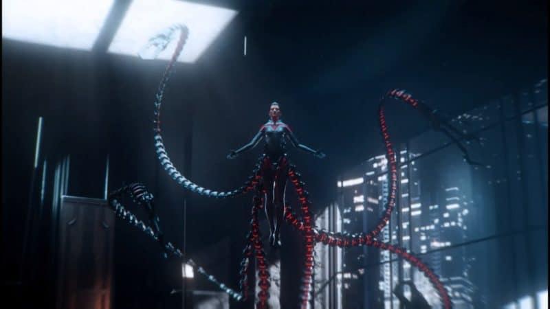 Mara dans Ghostrunner sur PS4