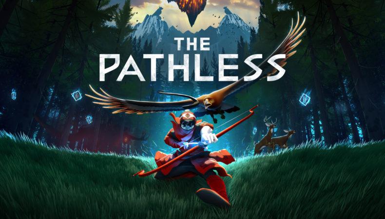 The Pathless - artwork