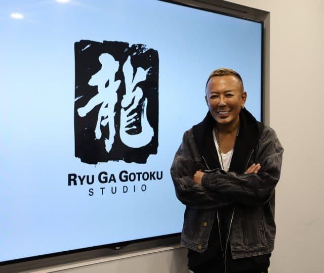 nagoshi Ryu Ga Gotoku Studios