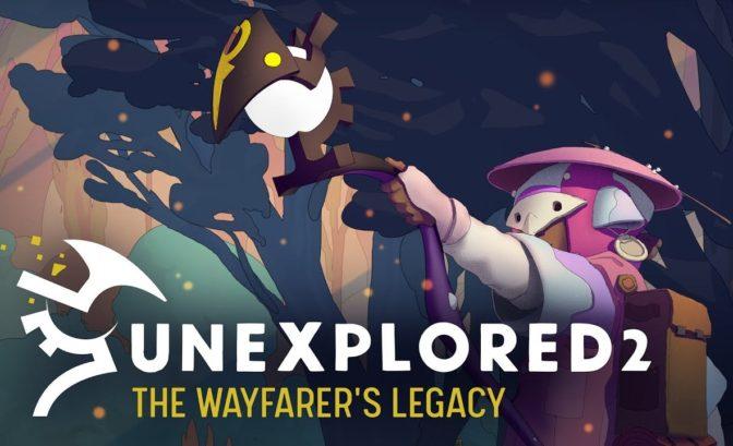 Unexplored 2 - des designs de personnages incroyables