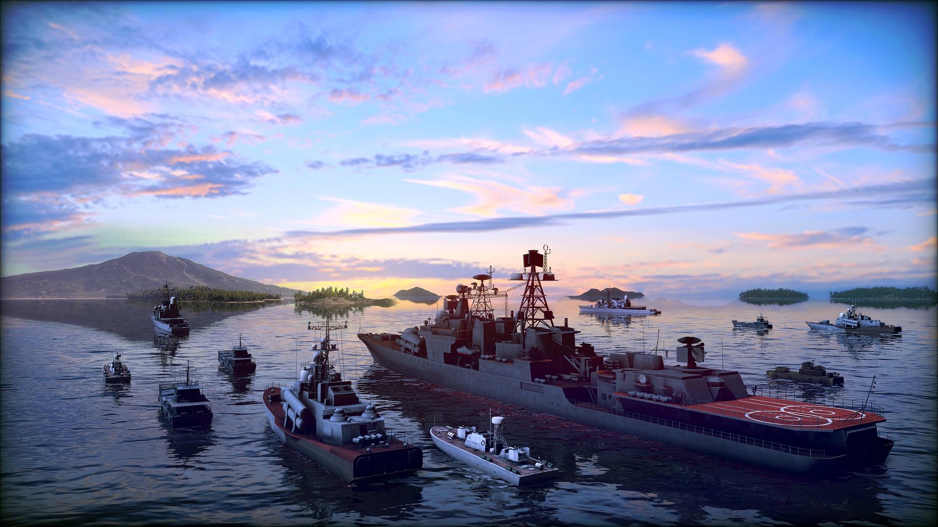 Epic Games Store - Wargame Red Dragon : le soleil se lève sur un nouveau conflit