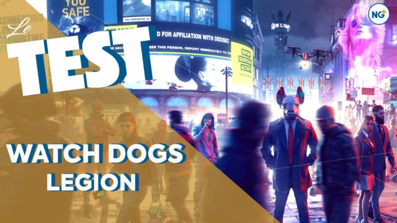 Watch Dogs: Legion Test de New Game Plus