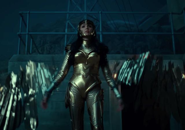 Trailer pour la sortie de Wonder Woman 1984