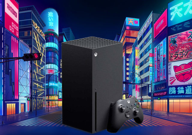 Xbox Series Japon