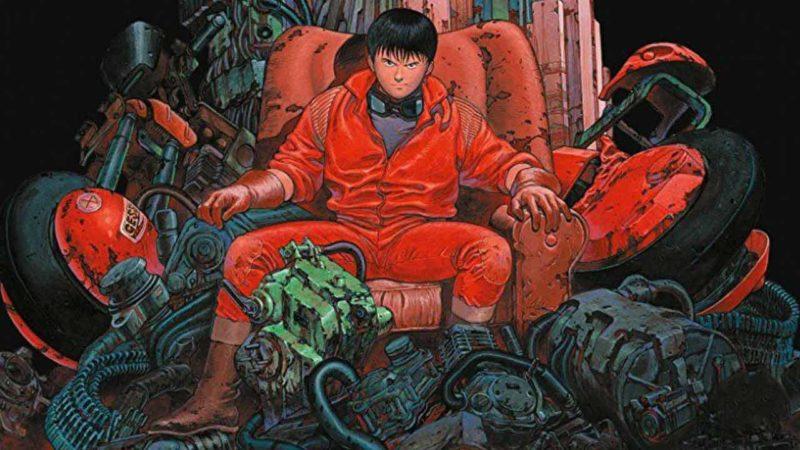 Akira influence Cyberpunk 2077