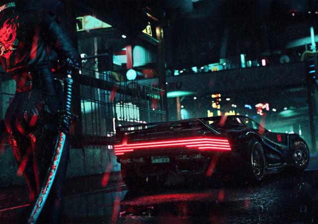 cyberpunk 2077 art