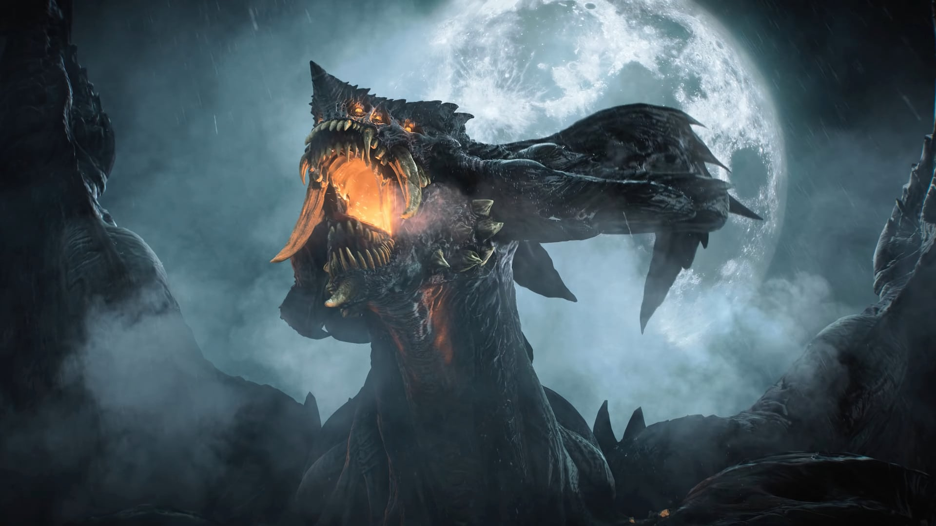 Demon's Souls dragon