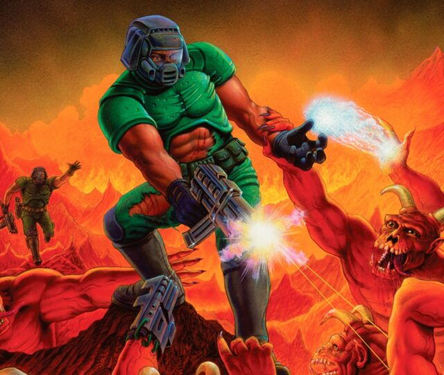 Doom, un ancien genre de FPS