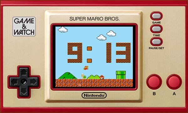 Game & Watch Super Mario Bros. - La Machine