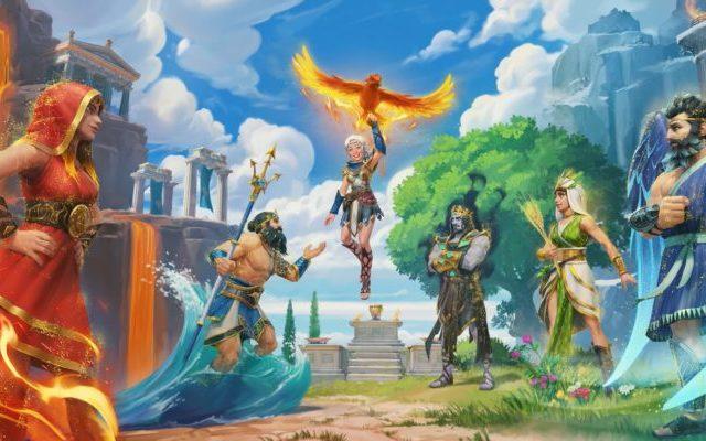 Immortals Fenyx Rising DLC
