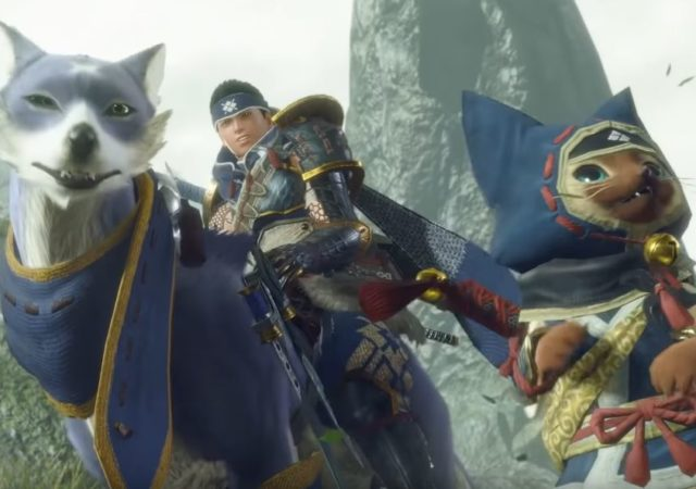 Monster Hunter Rise attendu sur Nintendo Switch