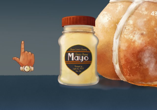 my name is mayo miches de pains
