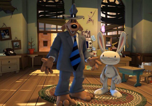 Sam & Max Save the World héros
