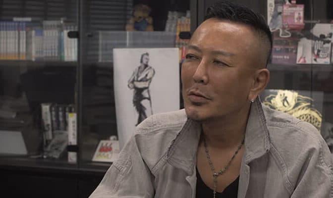 Nagoshi portrait